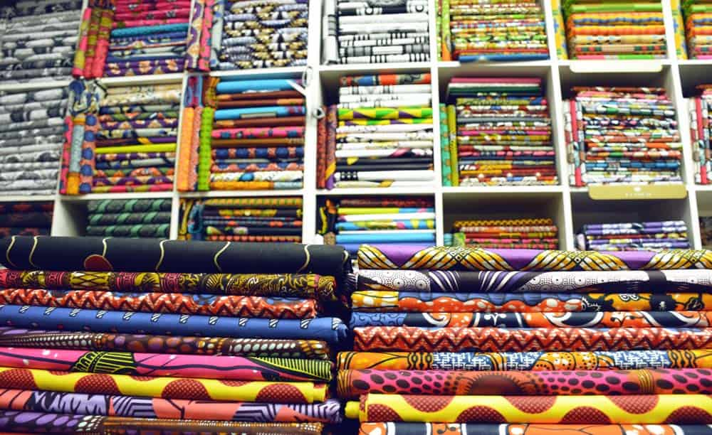 Brixton Village - African Queen Fabric - Brixton Music and Street Art Tour | Unexpected London
