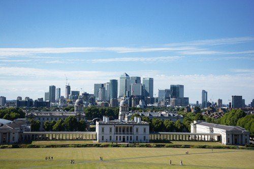 Greenwich Meridien - Canary Wharf to Greenwich Tour | Unexpected London