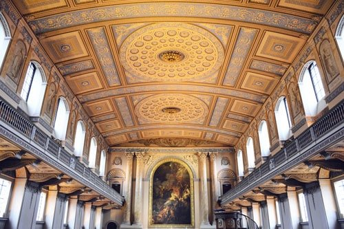 Film Location - Chapel Greenwich - Four Weddings and a Funeral - Canary Wharf to Greenwich Tour | Unexpected London