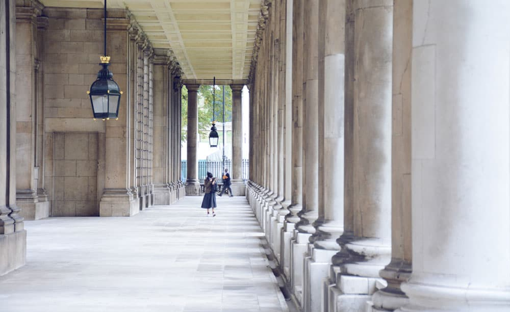 Royal Naval College - Canary Wharf to Greenwich Tour | Unexpected London