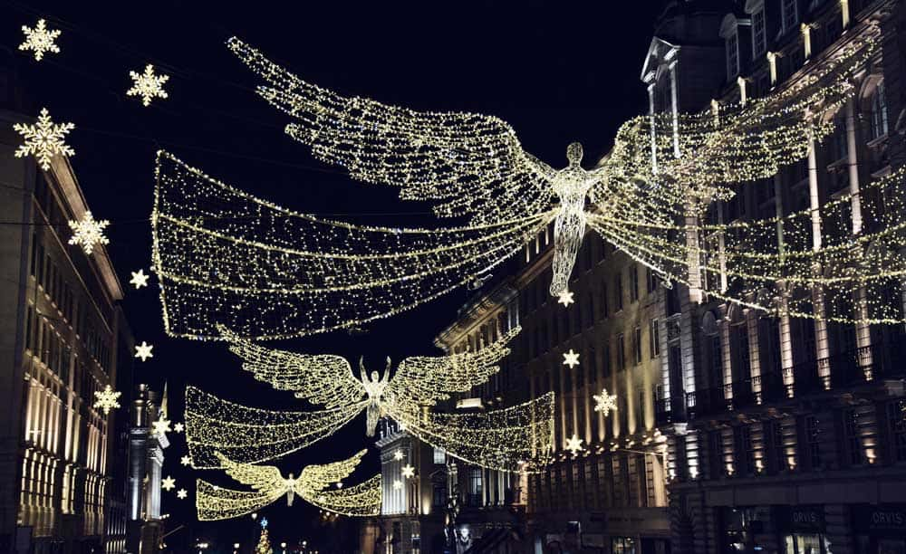 Regent Street at Christmas - Christmas Tour | Unexpected London