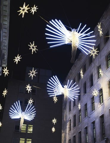 London Christmas lights - Christmas Tour | Unexpected London
