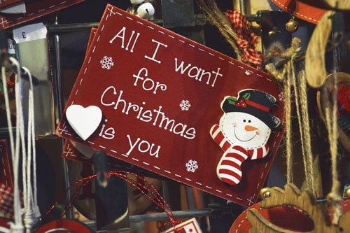 All I want for Christmas is you - Christmas Tour | Unexpected London