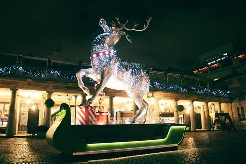 Covent Garden - The Magic of Christmas Tour | Unexpected London