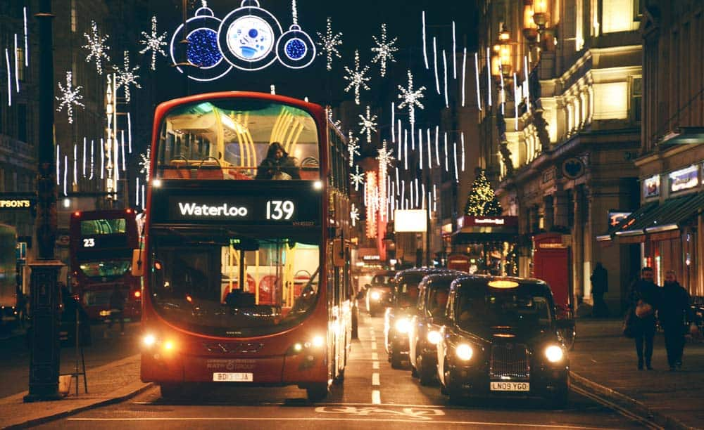 London at Chrsitmas - Christmas Tour | Unexpected London