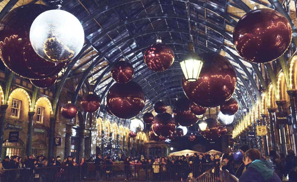 Covent Garden at Christmas - Christmas Tour | Unexpected London