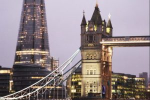 Tower Bridge & Shard Unexpected London